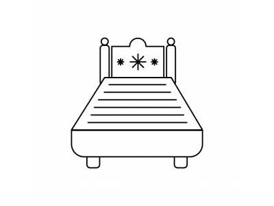 Single/Super Single Bed Frame