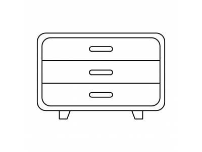 Cabinets/Drawers < 1.8m
