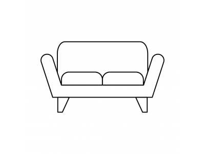 2/3 Seater Sofa < 2m