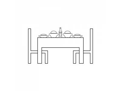 Dining Table  > 1.4m